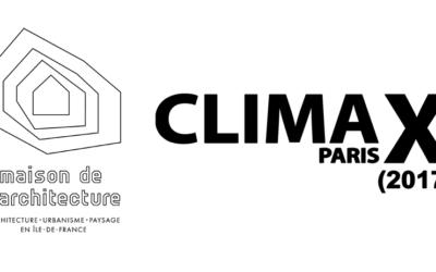 Architecture pour les dessous du métro aérien : Climax 2017