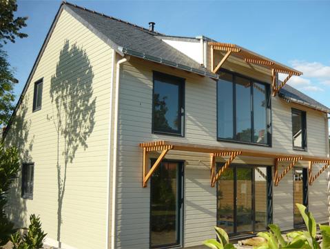 Coopérative Arboréal : maisons et extensions bois en Loire Atlantique