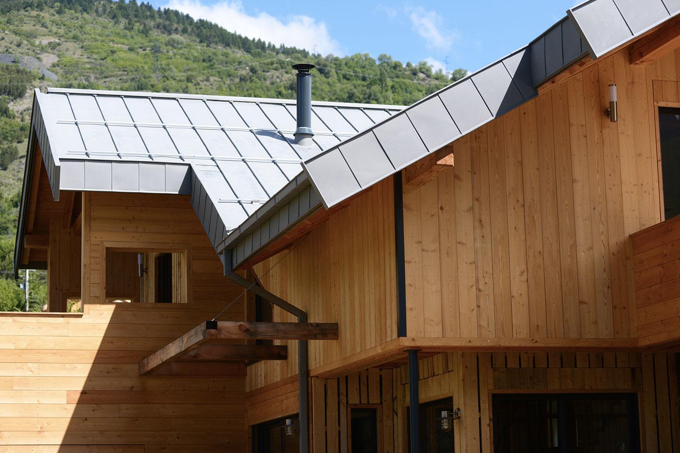 Maison bois autoconstruction segu maison for Cout construction chalet