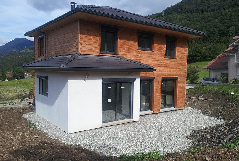 Maison BELLEDONNE 135 de Bâtir Bois Confort