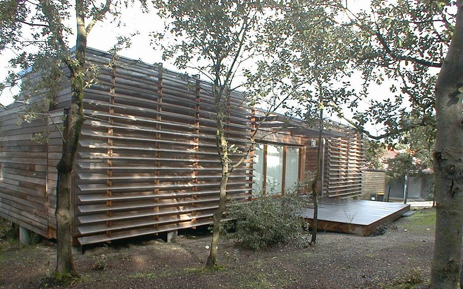 BMS, spécialiste de la construction de maisons en bois dans le Sud-Ouest
