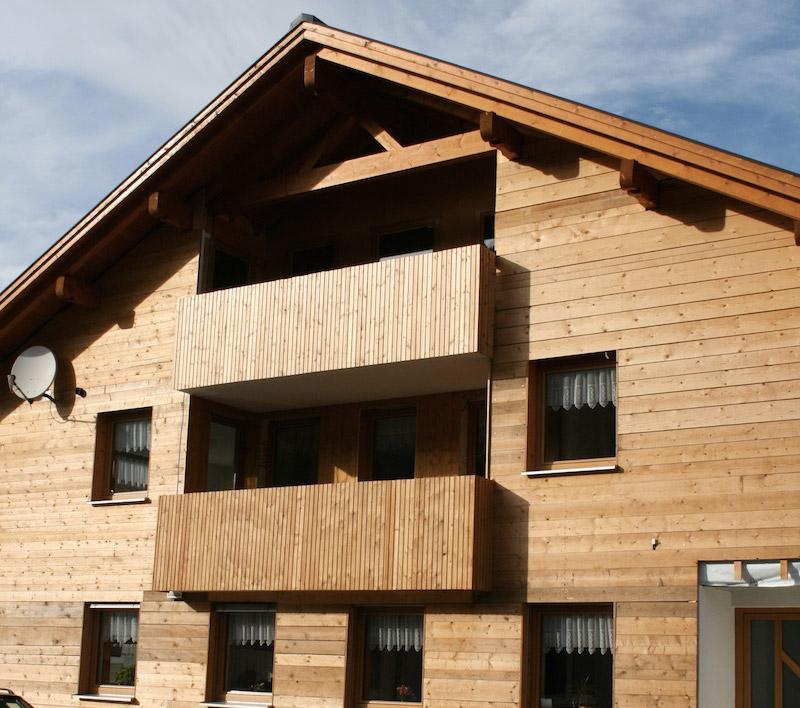Etude de la qualité acoustique des constructions à ossature bois