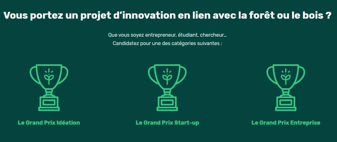 La Canopée : concours national d'innovation filière forêt-bois