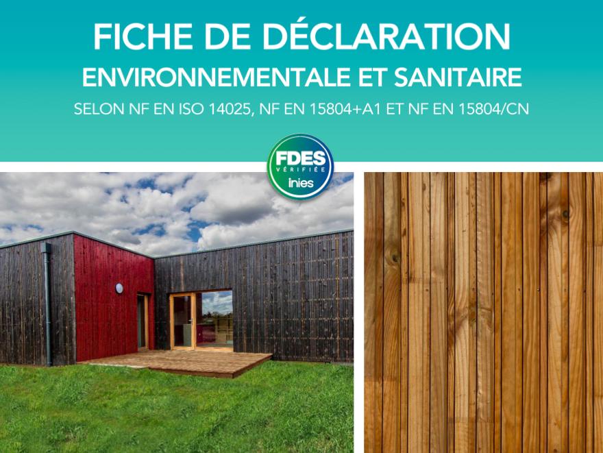 DE-boisdefrance.fr : le configurateur de FDES dédiées aux produits issus de forêts française