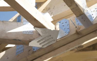 Les connecteurs métalliques : costauds et pratiques