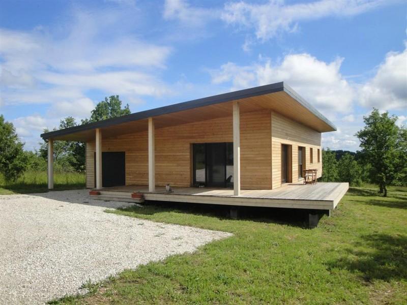 Amb constructeur maison bois segu maison for Constructeur maison en bois tarbes