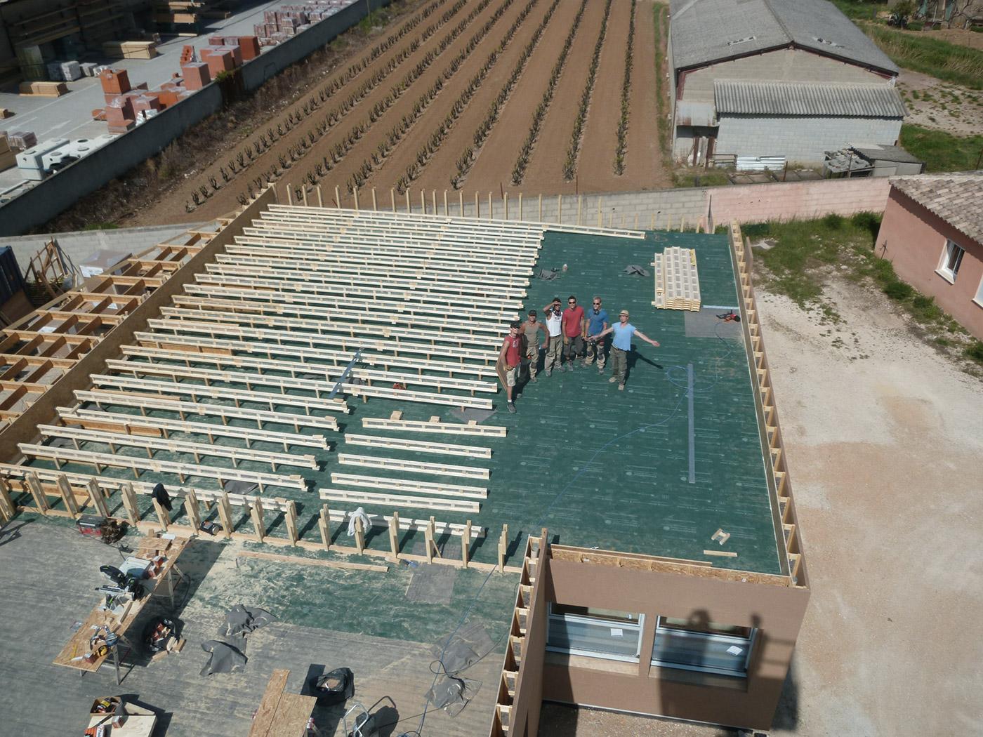 Eco Construction Bois - Exe Boiséco construction dans les Bouches du Rh u00f4ne la maison bois par maisons bois com