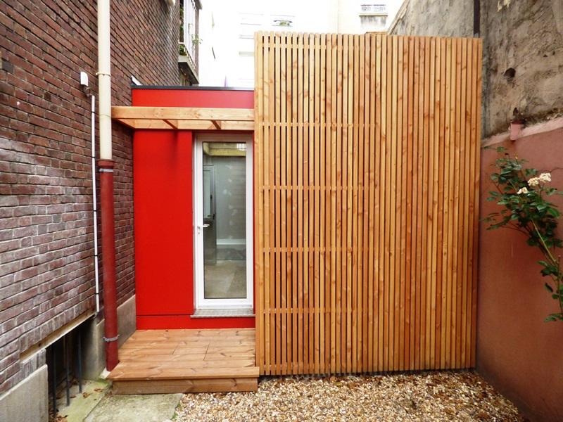 bebois extensions bois maisons bois am nagement en ile de france la maison bois par. Black Bedroom Furniture Sets. Home Design Ideas