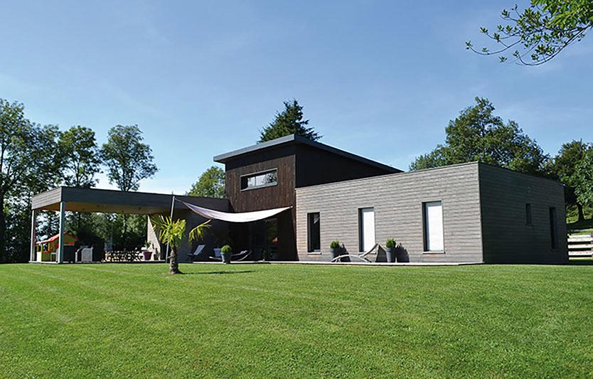 H2O Bois : conception, réalisation de maisons à ossature bois dans le Tarn