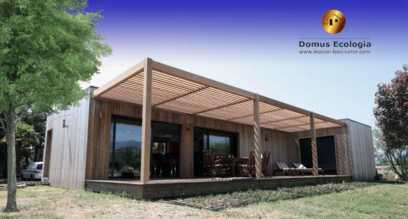 Maison ossature bois de Concept & Tradition Bois