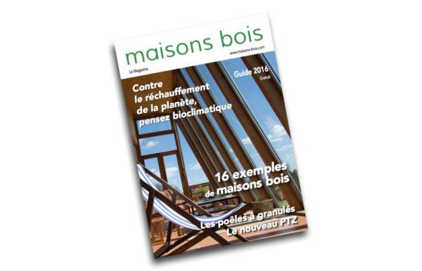 maisons-bois.com vous offre son guide 2016