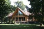 Maison bois Guillaumie Construction Bois