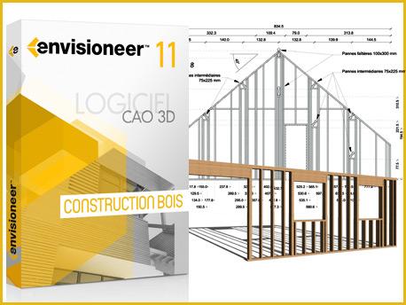 Qu 39 est ce que le bim la maison bois par maisons for Logiciel 3d construction