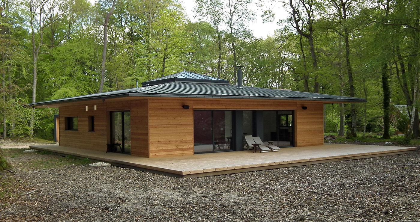 maison en bois alpes maritimes ventana blog. Black Bedroom Furniture Sets. Home Design Ideas