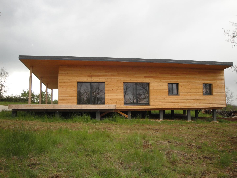 Constructeur maison bois corse for Constructeur maison contemporaine corse