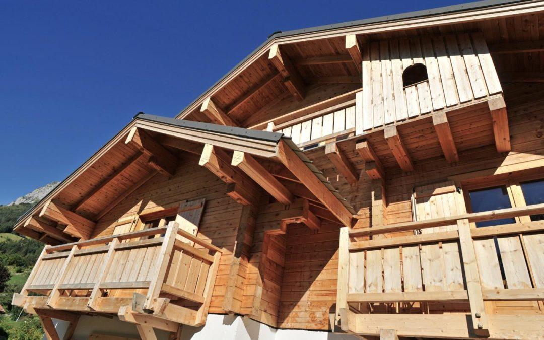 Artichouse : maisons en bois massif de Finlande