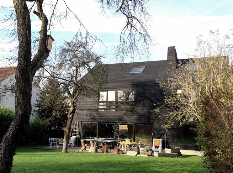Maison BBC en bois massif CLT par Happy Home