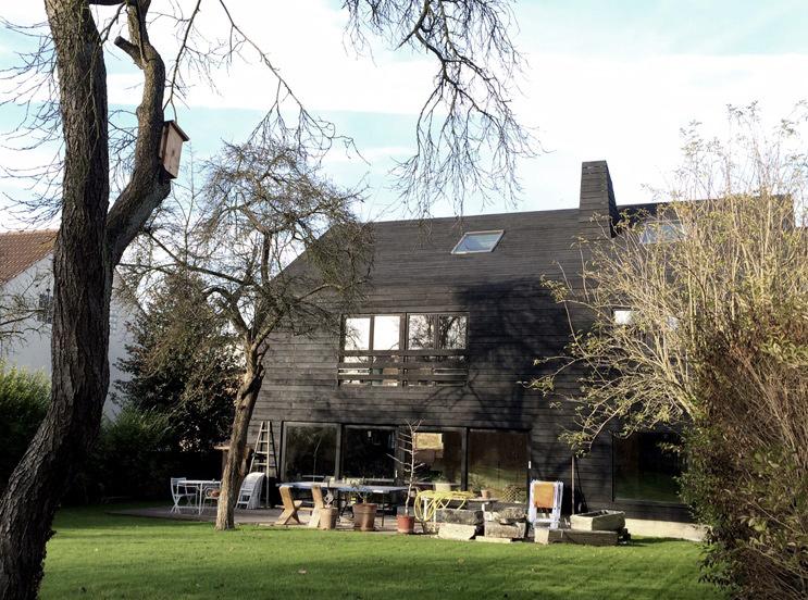 Happy Home constructeur de maisons bois en région parisienne