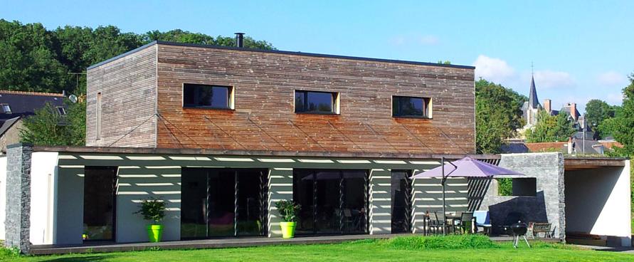 Nature et Logis, constructeur bois dans la Sarthe