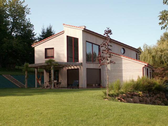Villa Nature, maisons ossature bois dans le Puy De Dôme (63) et les départements limitrophes