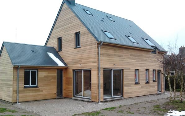 Atelier Saint-Maurice, maisons bois, menuiserie et charpente, dans la Manche