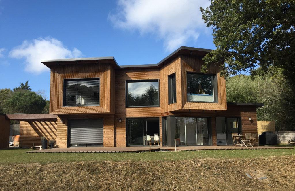 Constructeur maison bois vend e ventana blog for Constructeur maison bois contemporaine