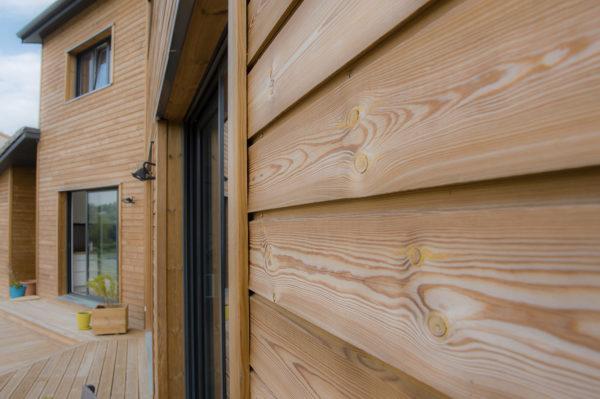 Maison à ossature bois Inspirée du modèle CITY d'Ami Bois