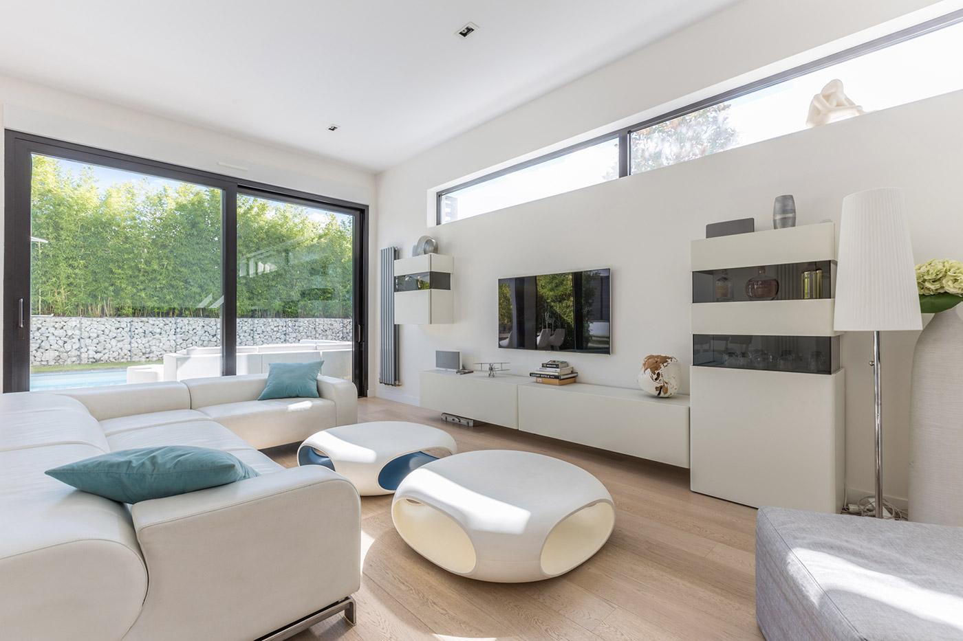 Interieur Maison Moderne Architecte architecture épurée et design minimaliste pour une maison