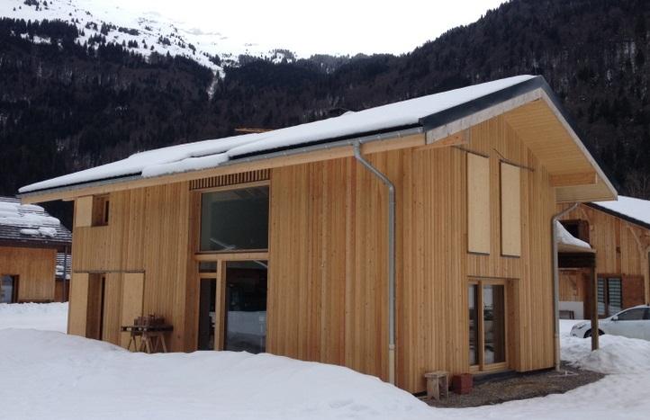 maison bois en kit hautes alpes