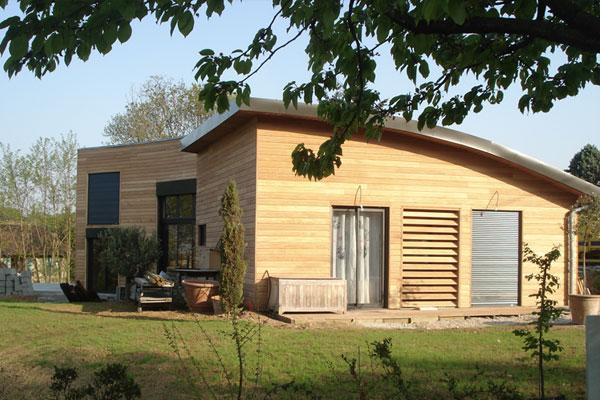 Casaboa, constructeur maison et extension bois sur Lyon, en Rhône-Alpes et jusqu'en Provence et Languedoc