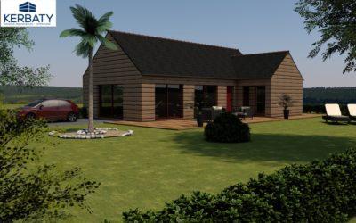 Kerbaty, une entreprise artisanale qui construit des maisons bois personnalisées