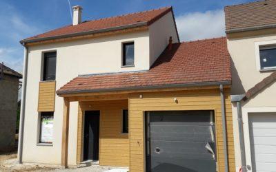 Natifae : maison à ossature bois par Natilia Rambouillet