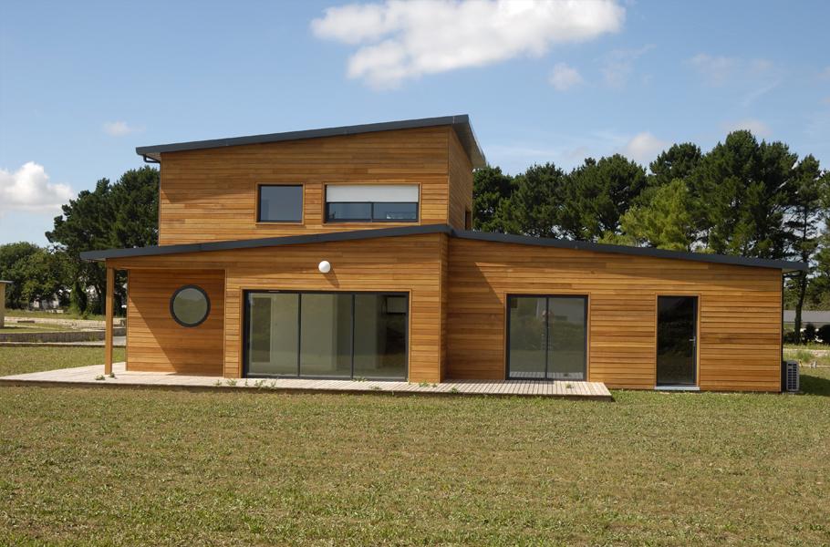 primobois maisons bois en ile de france la maison bois par maisons. Black Bedroom Furniture Sets. Home Design Ideas