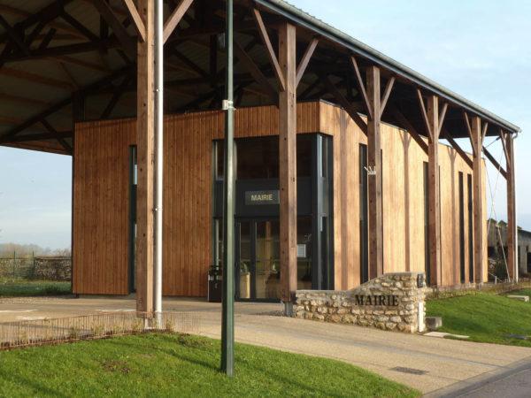Deux chantiers où construction bois et patrimoine bâti s'associent à merveille