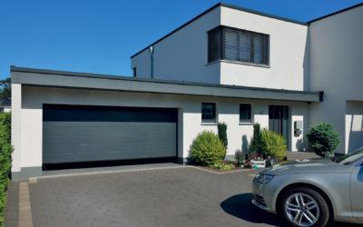 Portes de garage et isolation: des ponts thermiques à ne pas négliger