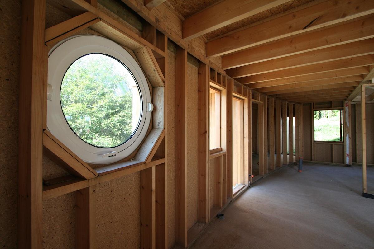 Maison bois les constructeurs de maisons en bois pour votre projet - Maison dans les bois ...