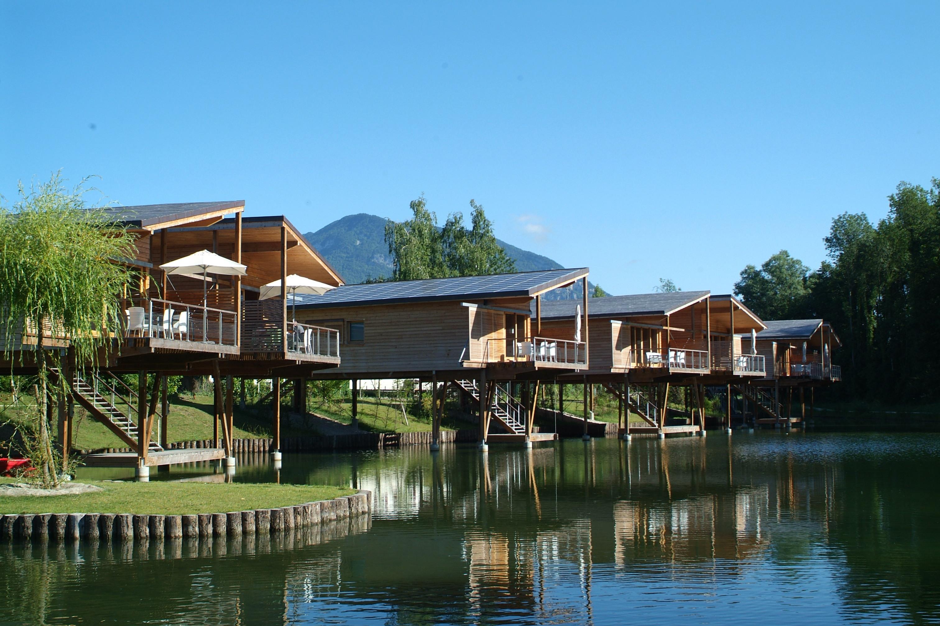 Residence Lacustres pour Pécheurs à Chanaz (73)