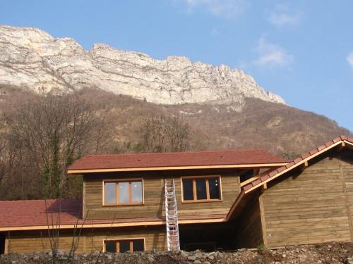 Maisons Bois, constructeur bois à Grenoble