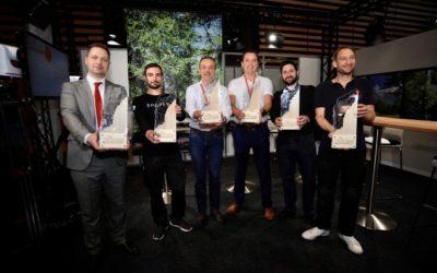3 lauréats et 3 mentions spéciales pour les Trophées Eurobois 2020