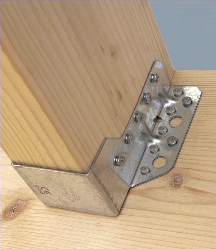 connexions bois choisissez les solutions de r f rence de simpson strong tie la maison bois. Black Bedroom Furniture Sets. Home Design Ideas