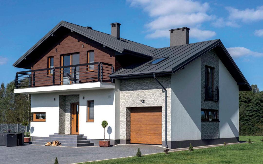 Les panneaux à joint debout acier : une alternative à la couverture zinc