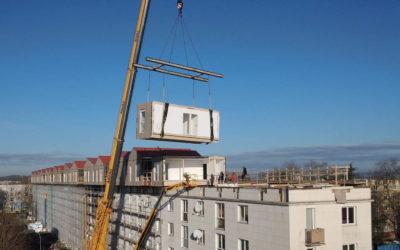 Surélévation urbaine : le bois, une solution évidente