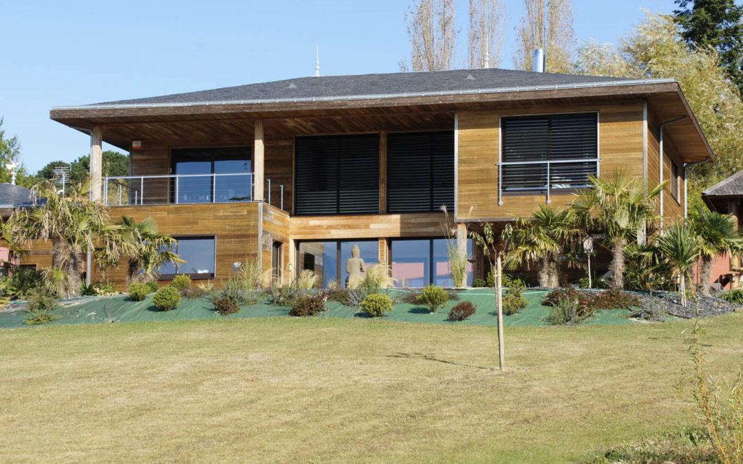 Sweetwood Homes : conception et réalisation de maisons bois et extensions en Loire-Atlantique (44)