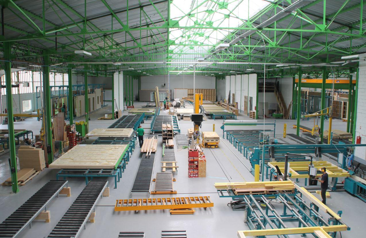 production de bois
