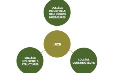 L'UICB né de la fusion de la FIBC et de l'AFCOBOIS