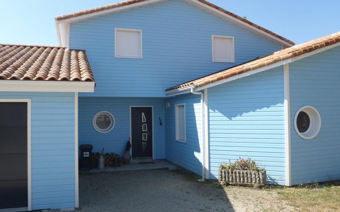 Vie Bois, fabricant de maisons en ossature bois, en Vendée